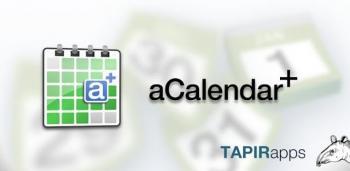 aCalendar - Android календарь