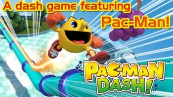 PAC-MAN DASH!