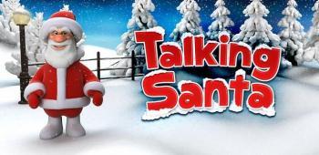 Говорящий Санта