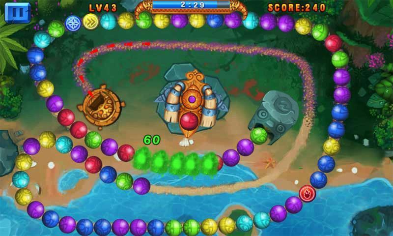 Скачать игру Зума Легенда Marble Legend 5 1 078 для Андроид