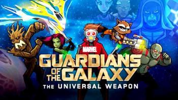Стражи Галактики: Оружие