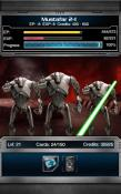 Star Wars Force Collection - скриншот