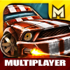Road Warrior: Best Racing Game логотип