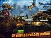 Road Warrior: Best Racing Game - скриншот