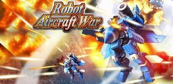 Robot Aircraft War