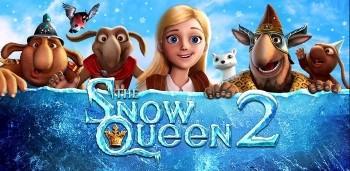 Cнежная Королева: Зимние Цветы