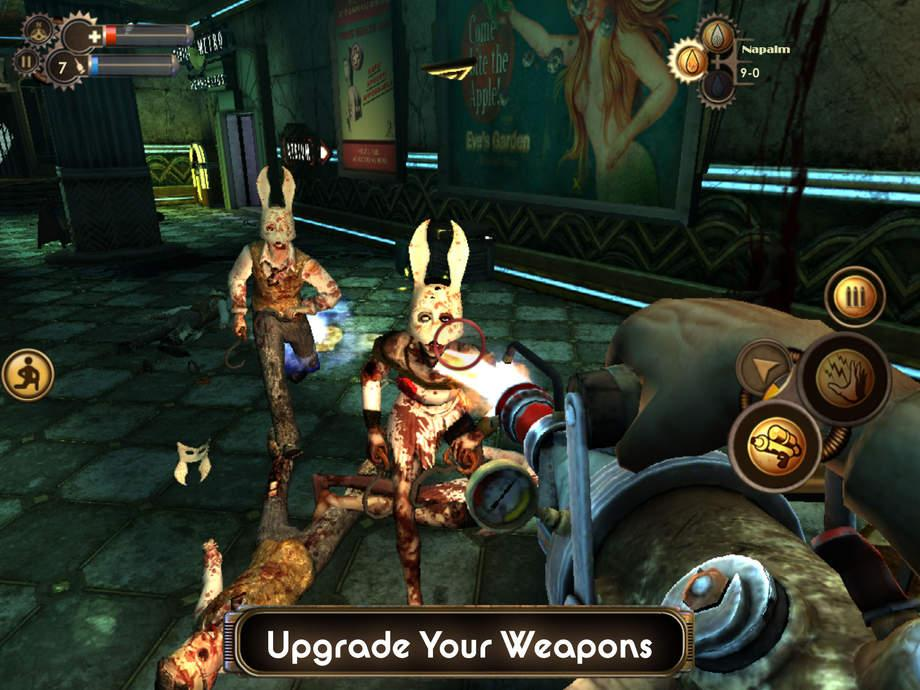 Bioshock arcadia save game download