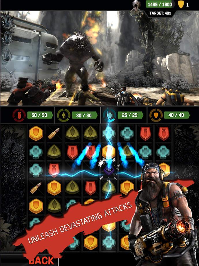 Мобильная социальная сеть. Симуляторы, Логические. Evolve: Hunters Quest