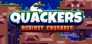 Quackers Against Crusades