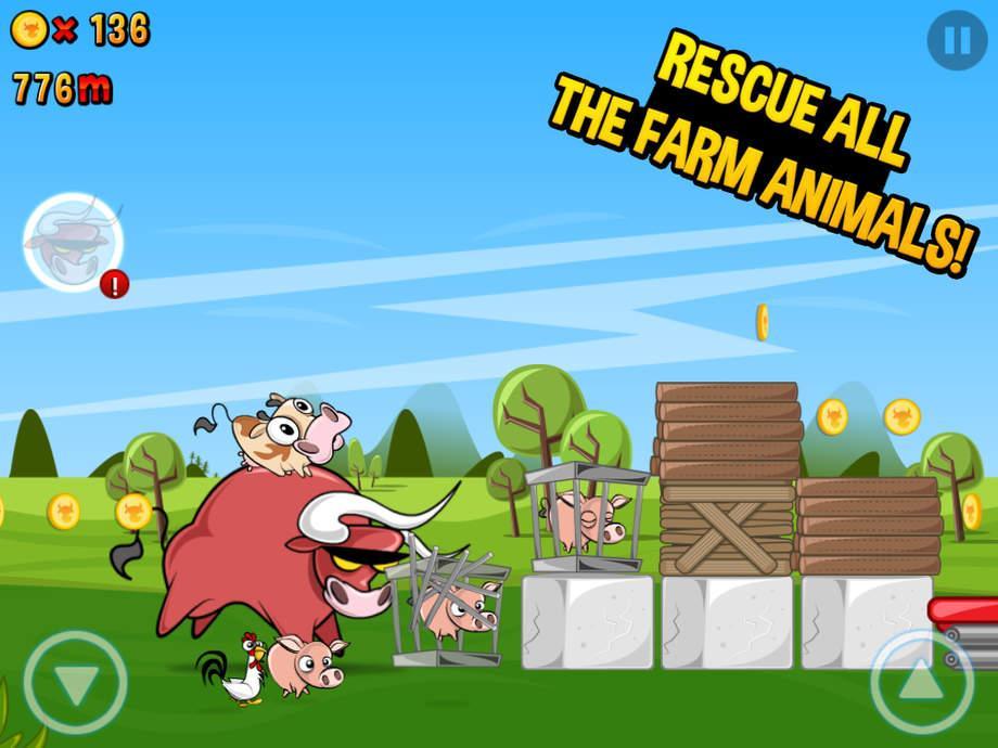 Игра про коров на андроид андроид