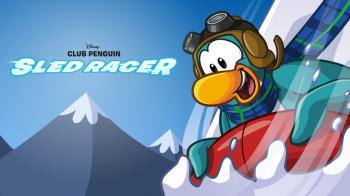 Club Penguin Sled Racer
