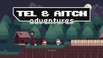 Tel And Aitch — 8-Bit RPG
