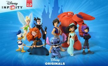 Disney Infinity 2.0 Новые миры