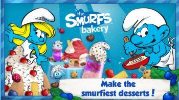 Пекарня смурфиков – десертов