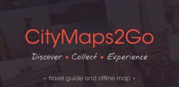 City Maps 2Go ПРО Офлайн-карты