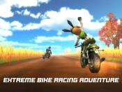 Rush Star - Bike Adventure - скриншот
