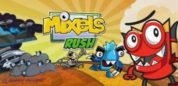 Mixels Rush