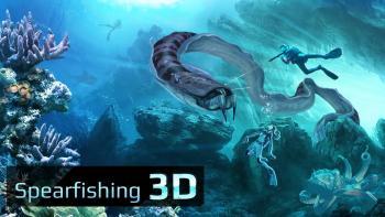 Охота подводная 3D