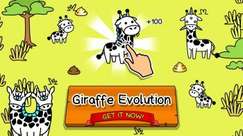 Giraffe Evolution - Clicker