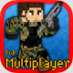 Pixel War Multiplayer Shooting