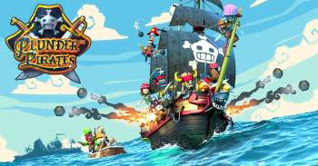 Plunder Pirates: Build Battle