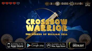 Crossbow Warrior William Tell