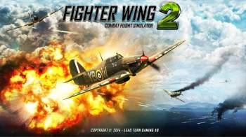 FighterWing 2 Flight Simulator