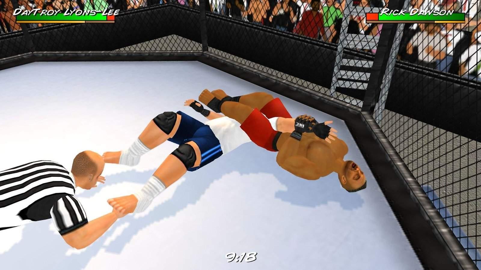 wrestling revolution pc скачать на русском android