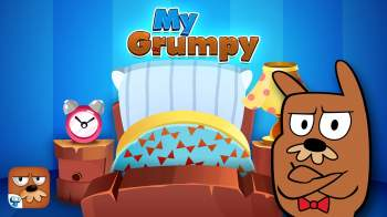 My Grumpy - Virtual Pet Game