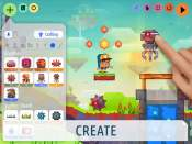 Createrria 2 craft your games! - скриншот
