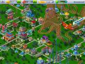 RollerCoaster Tycoon 4 Mobile - скриншот