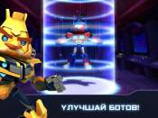 Angry Birds Transformers - скриншот