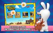 Rabbids Appisodes - скриншот
