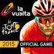 Tour de France 2015 - The Game логотип