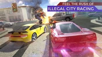 Traffic Need For Risk & Crash
