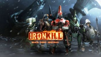 Ironkill: Robot Fighting Game