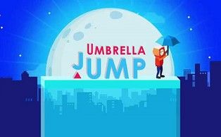 Umbrella Jump : Platform Run