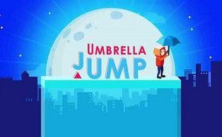Umbrella Jump : Platform Run