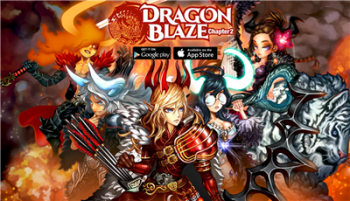 Dragon Blaze: Chapter 2