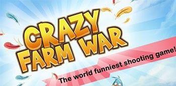 Crazy Farm War