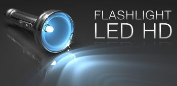 LED фонарик HD Pro Flashlight