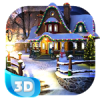 White Christmas 3D Live Wall логотип