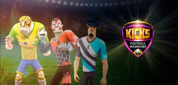Kicks! Football Warriors