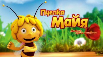 Пчела Майя Цветочная вечеринка