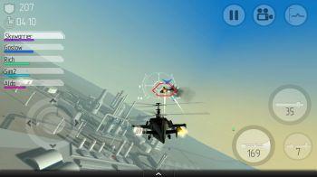 C.H.A.O.S Боевые вертолеты HD