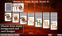 Solitaire Double-Deck HD - скриншот