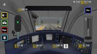 Euro Train Simulator - скриншот