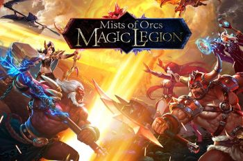 Magic Legion - Mists of Orcs