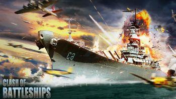 Clash of Battleships - Блокада