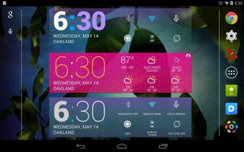 Colourform XP (for HD Widgets)